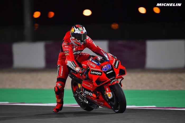 Hasil FP2 MotoGP Qatar 2021: Jack Miller pimpin dominasi Ducati, Valentino Rossi masih belum berkembang
