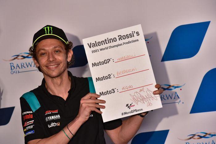 Kerjasama Sponsor Arab Saudi untuk Tim Valentino Rossi Dipertanyakan thumbnail