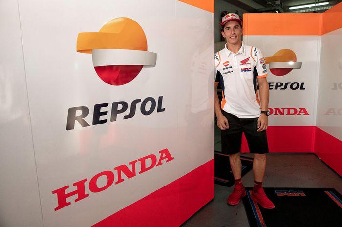 Marc Marquez berangkat ke Qatar, apakah bakal ngegas di MotoGP Doha 2021?