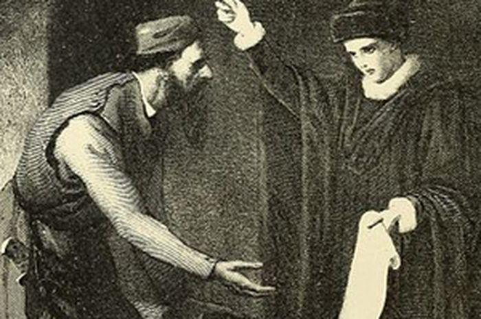 Orang Yahudi Abad Pertengahan di Inggris
