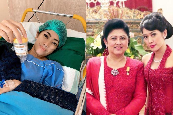 Terbaring Lemah di Ranjang Rumah Sakit Usai Operasi Pengangkatan Kantong Empedu, Menantu <a href='https://manado.tribunnews.com/tag/sby' title='SBY'>SBY</a> Ngaku Didatangi Mendiang <a href='https://manado.tribunnews.com/tag/ani-yudhoyono' title='AniYudhoyono'>AniYudhoyono</a> Lewat Mimpi: Terima Kasih Memo
