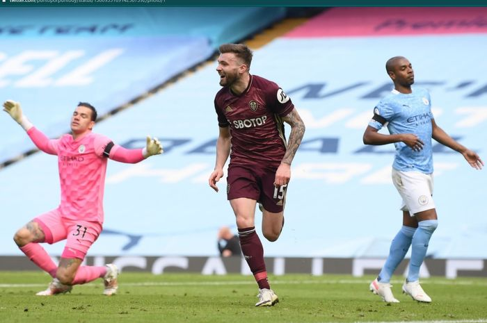 Manchester City menerima kabar buruk jelang pertandingan leg kedua babak perempat final Liga Champions 2020/2021.