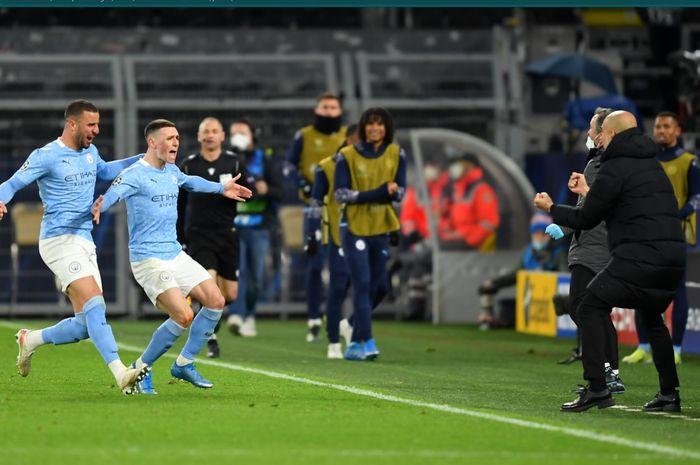 Manchester City Baru Sampai Semifinal, Pep Guardio