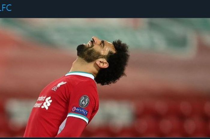 Striker Liverpool, Mohamed Salah, berhasil mengukir rekor super langka setelah tercatat 2 kali menjadi mimpi buruk Manchester United di Stadion Old Trafford.