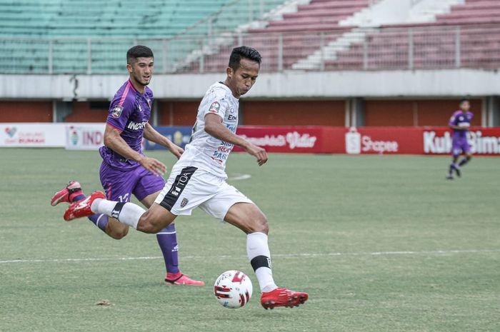 Winger Bali United M Rahmat Akui sudah Gatal Bertanding di Liga 1 thumbnail