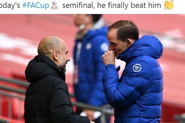 Man City Tersingkir, Pep Guardiola Akui Kelabakan
