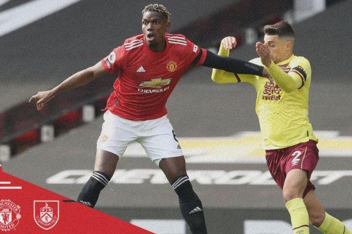 Gelandang Manchester United, Paul Pogba dan sang agen, Mino Raiola, tak sejalan soal kejelasan masa depannya di Old Trafford.