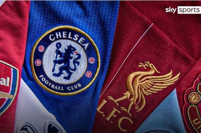 Sebanyak enam klub besar Liga Inggris telah mendaftarkan diri mereka untuk berpartisipasi di Liga Super Eropa.