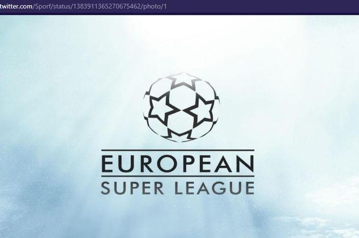 Ilustrasi European Super League
