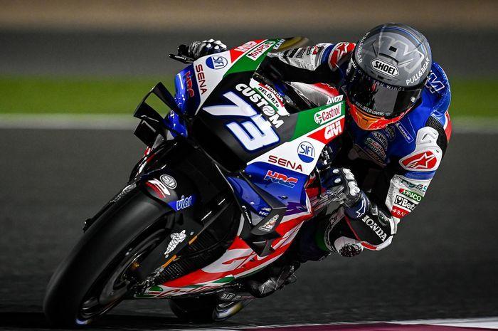 Pembalap yang turun di MotoGP 2021 membela tim LCR Honda Castrol, Alex Marquez.
