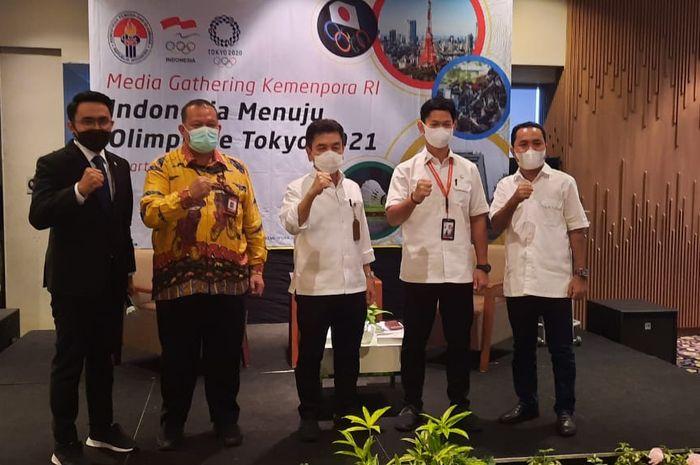 Kemenpora gelar media gathering di Jakarta