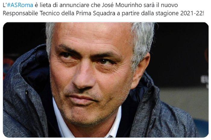 Jose Mourinho bakal langsung dihadapkan pada tiga pekerjaan rumah begitu duduk di kursi pelatih Roma pada akhir musim.