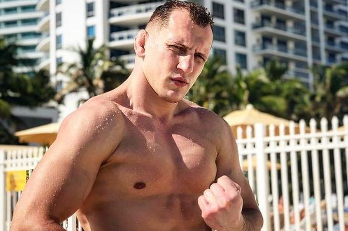 Vyacheslav Vasilevsky, petarung MMA yang pernah bikin eks jagoan UFC, Khabib Nurmagomedov ngamuk.