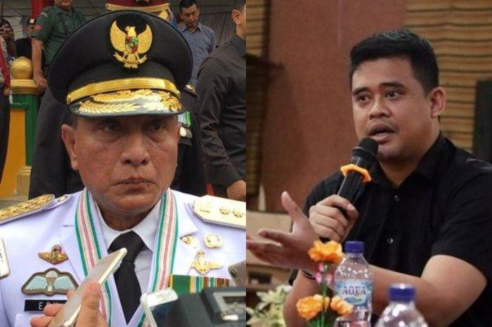 Ditantang Langsung Oleh Gubernur Sumatera Utara dan Remehkan Status Menantu Presiden, Bobby Nasution Jawab Tantangan Edy Rahmayadi dengan Kata-kata Menohok: Ini Tugas Kami...
