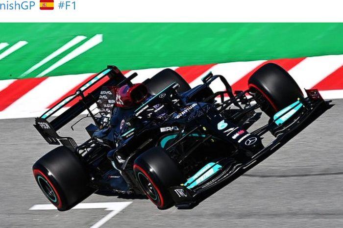 Update Klasemen F1 2021 - Hamilton Gusur Verstappe