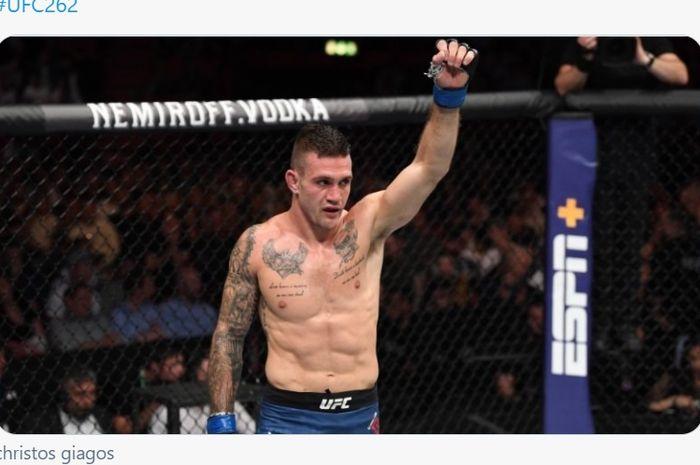 Petarung kelas ringan UFC, Christos Giagos.