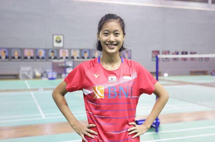 Putri Kusuma Wardani berhasil menjuarai Spain Masters 2021