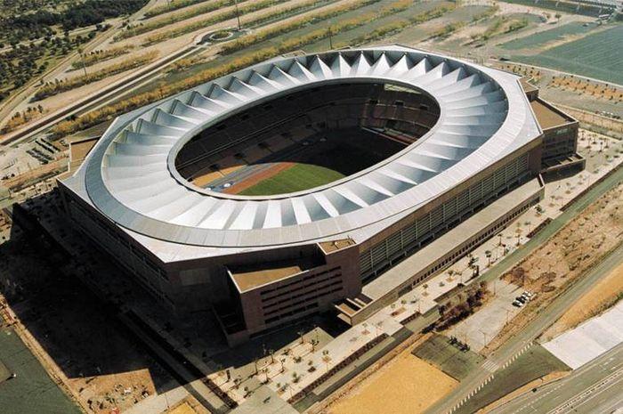 Profil Stadion Euro 2020: Kisah Stadion La Cartuja yang Sangat Spesial - Semua Halaman - Intisari