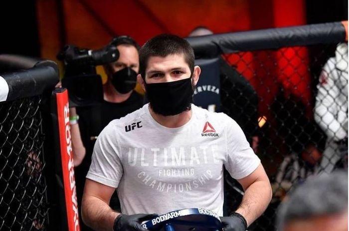 Mantan jagoan UFC, Khabib Nurmagomedov.
