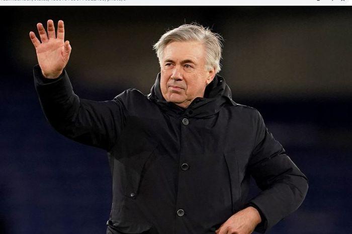 Carlo Ancelotti diadang masalah anyar di Real Madrid dan membuktikan kalau balikan dengan mantan tak selalu indah.