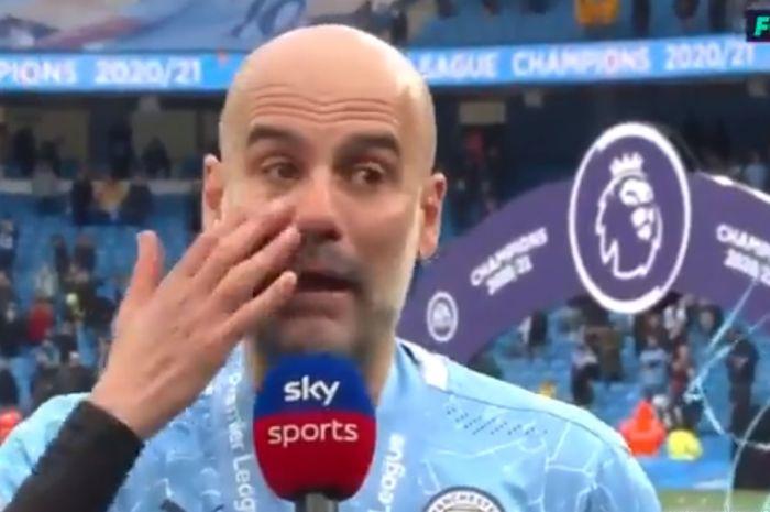 Pep Guardiola mengatakan bahwa akan memainkan tim lapis dua melawan Leicester dalam Piala Community Shield.