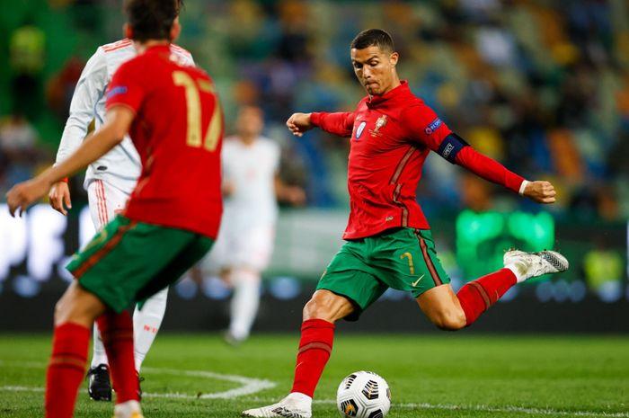 Cristiano Ronaldo siap membawa timnas Portugal juara di Euro 2020.