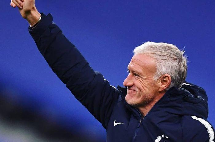 Komentar Pelatih Prancis, Didier Deschamps