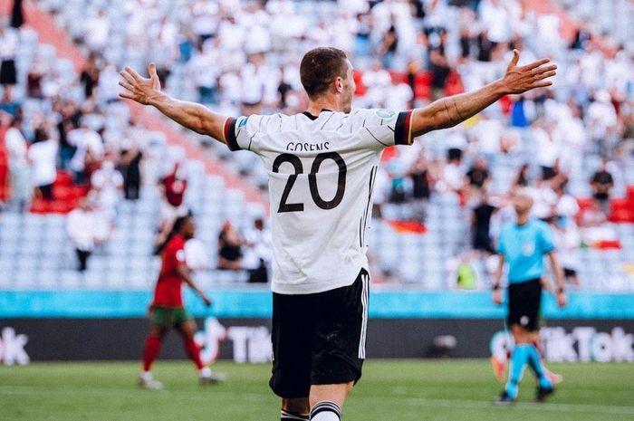 Star of The Match, Robin Gosens