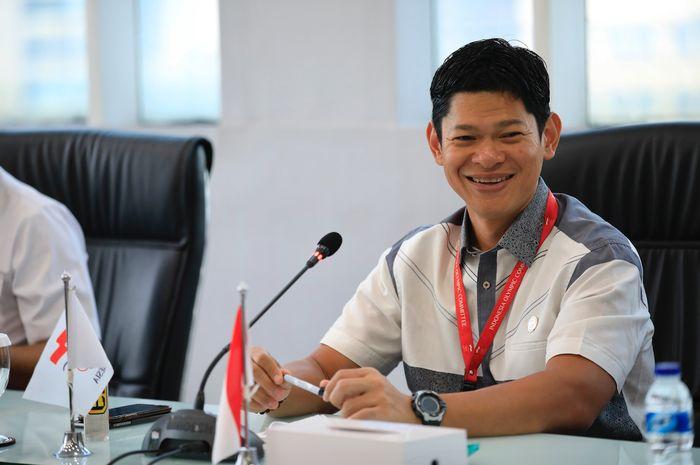 Presiden NOC Indonesia, Raja Sapta Oktohari