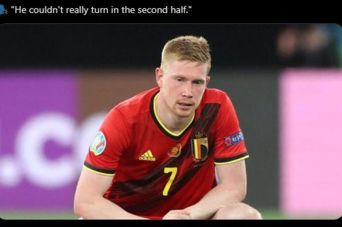 2 Pemain Timnas Belgia Diterpa Kabar Buruk Jelang Laga Kontra Italia di Perempat Final Euro 2020 thumbnail