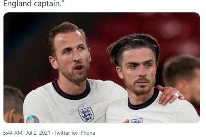 Eks gelandang Tottenham Hotspur, Jamie O'Hara, menyebutkan bahwa Manchester City cuma butuh datangkan Harry Kane untuk sukses meraih trofi.
