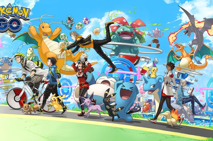 Pokemon Go Becomes the best selling game in the last 5 years