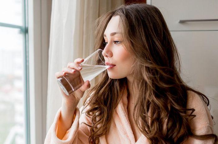 Menu Diet Air Putih