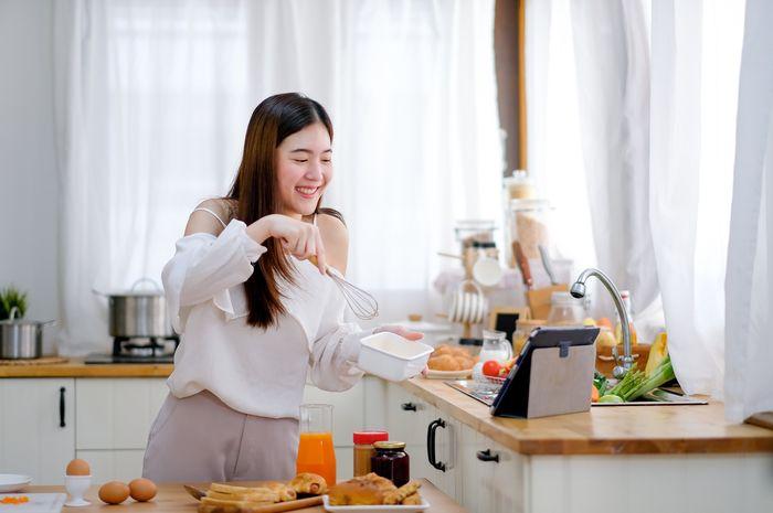 manfaat memasak bagi kesehatan mental