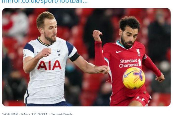 Dimitar Berbatov menyebutkan satu hal yang membedakan situasinya tinggalkan Tottenham Hotspur dulu dengan Harry Kane saat ini.