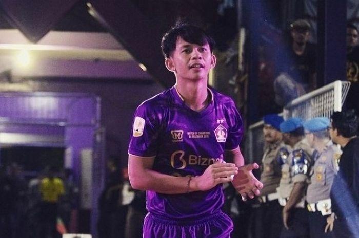 Pemain muda Persik Kediri, Risna Prahalabenta