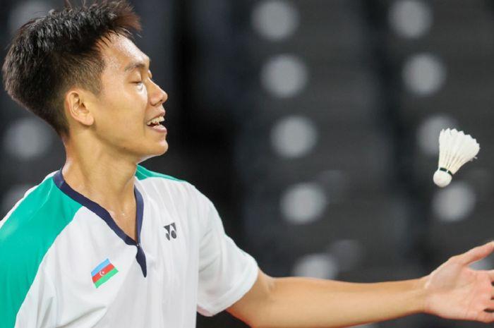 Ade Resky Dwicahyo berhasil mewujudkan impian tampil di Olimpiade Tokyo 2020 dan membanggakan Azerbaijan setelah tersingkir dari Indonesia.