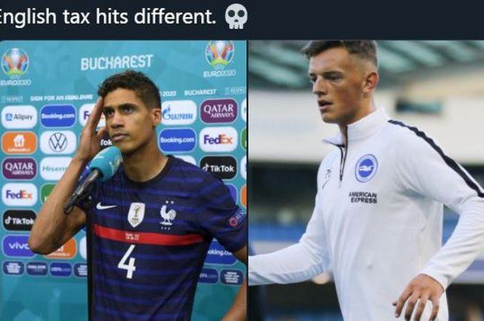 Eks winger Chelsea, Shaun Wright-Phillips, menyebutkan bahwa Ben White merupakan rekrutan terbaik musim ini ketimbang Raphael Varane.