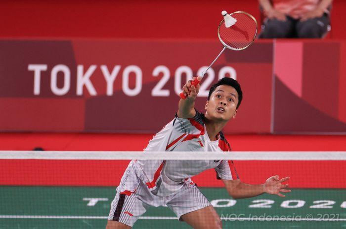 Hasil Bulu Tangkis Olimpiade Tokyo 2020 thumbnail