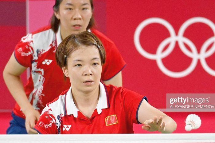 Transformasi gaya rambut Chen Qingchen, pebulutangkis Tiongkok yang dipanggil Dora