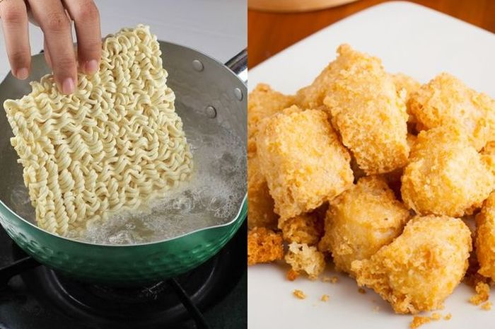 POPULAR NEWS today from Cooking Instant Noodles Don't Jump Into Boiling Water Until How To Make Crispy Tofu Anti-Fail
