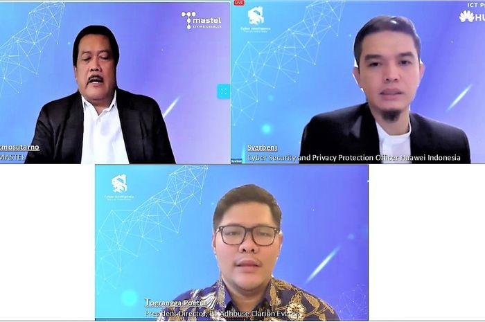 Cyber Intelligence Forum Indonesia 2021