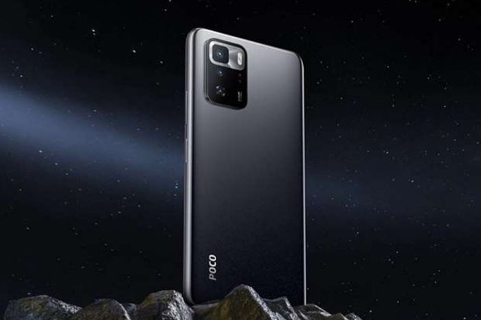POCO X3 GT was released in Indonesia and sold for IDR 4 million with specifications equivalent to the flagship HP series.