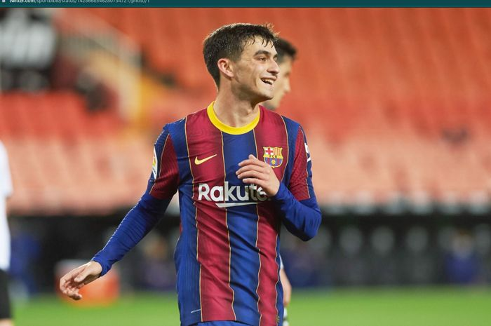 10 Pesepak Bola Remaja Terbaik di Dunia, Bocah Ajaib Barcelona Teratas thumbnail