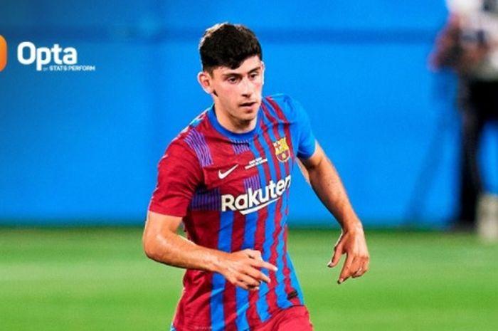 Bocah berusia 18 tahun milik Barcelona, Yusuf Demir, sah menjadi penerus rekor Lionel Messi di Liga Champions.