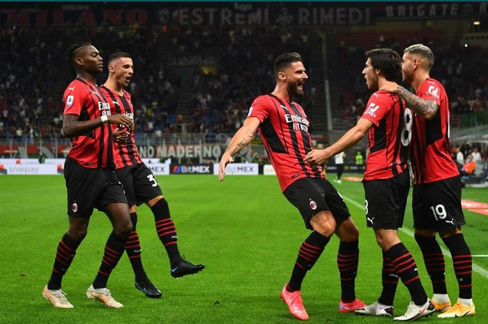 AC Milan sukses memetik kemenangan 4-1 atas Cagliari pada laga pekan kedua Liga Italia 2021-2022.
