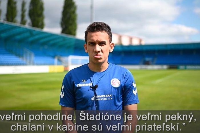 Pemain timnas Indonesia, Egy Maulana Vikri membeberkan alasan sesungguhnya dirinya hengkang dari Lechia Gdansk dan bergabung klub Liga Slovakia, FK Senica.