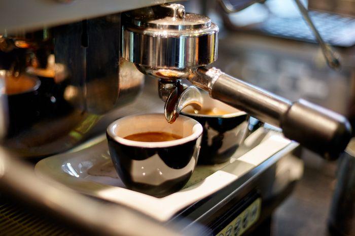 Rekomendasi mesin kopi untuk di rumah [foto ilustrasi]