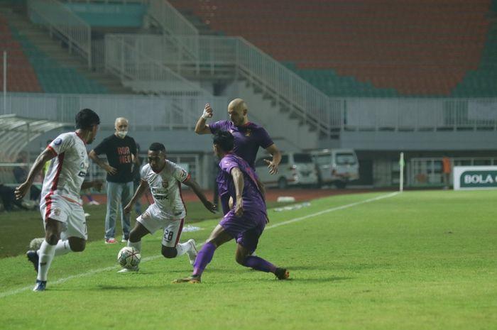 Kata Mario Gomez Usai Borneo FC Kalah dari Persik Kediri thumbnail