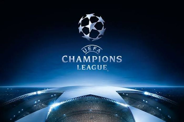 Logo Liga Champions dan Jadwal Fase Group Liga Champions Musim 21/22.